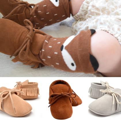 Kindermusthaves - BUDGET ALERT: Babyschoentjes!