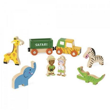 Kindermusthaves - Mini safari!