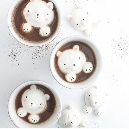 Kindermusthaves - Marshmallows ijsbeer!