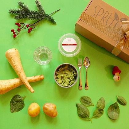 Kindermusthaves - DINNER TIP: De SPRUIT kerstbox!