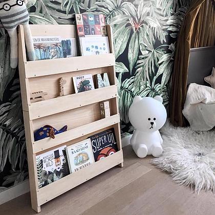 Kindermusthaves - Prachtige boekenkast!