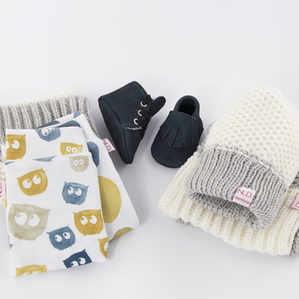 Kindermusthaves - Warm de winter door!