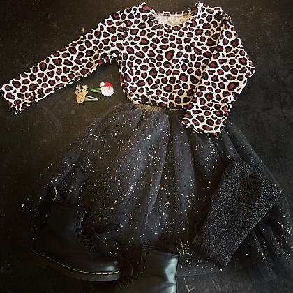 Kindermusthaves - Leopard en tule!