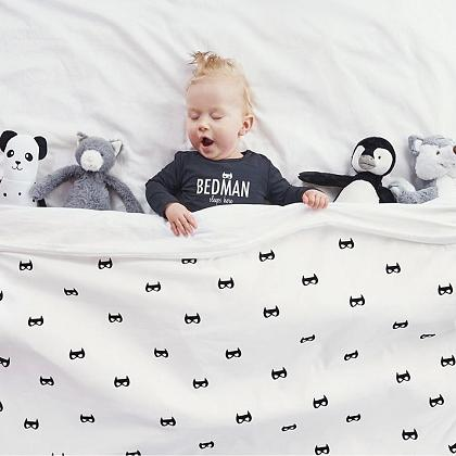 Kindermusthaves - BEDMAN sleeps here!