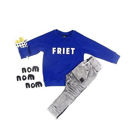 Kindermusthaves - FRIET