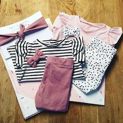Kindermusthaves - Stripes, dots & ruffles!
