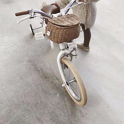 Kindermusthaves - Tof fietsmandje!