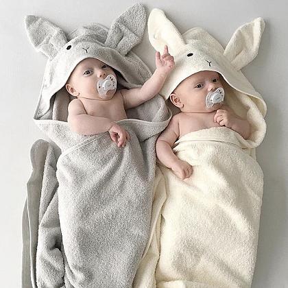 Kindermusthaves - Handdoek met oortjes!