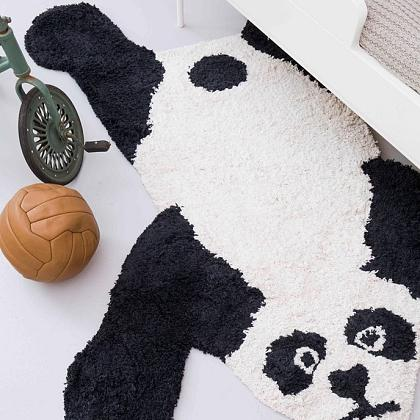 Kindermusthaves - Vloerkleed Panda!