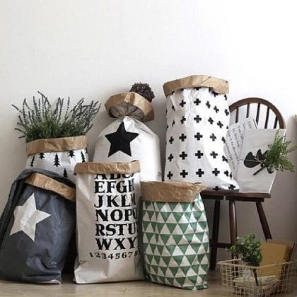 Kindermusthaves - Budget paperbags!