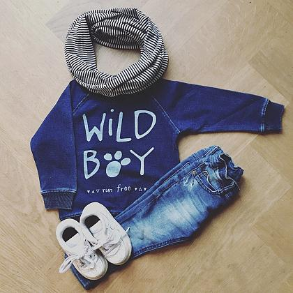 Kindermusthaves - WILD BOY