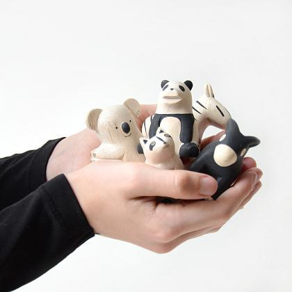 Kindermusthaves - Houten dieren!