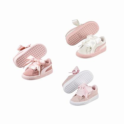 Kindermusthaves - Pink Puma\'s!