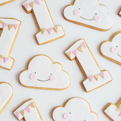 Kindermusthaves - Birthday cookies!