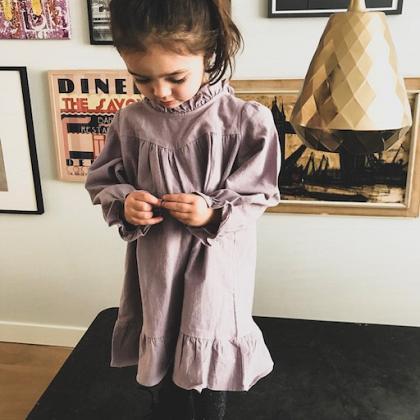 Kindermusthaves - Lief roze jurkje!