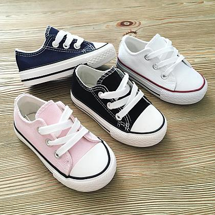 Kindermusthaves - TIP: Stoere basic sneakers!