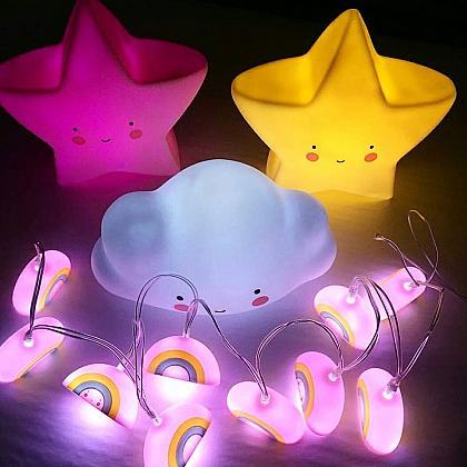 Kindermusthaves - Hippe lampjes!