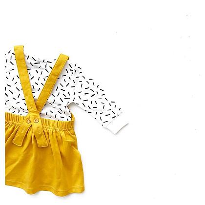 Kindermusthaves - Salopette dress!