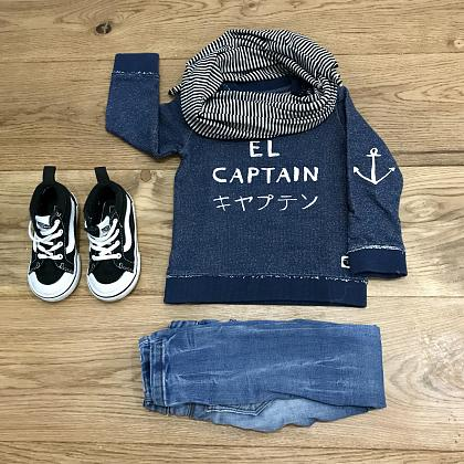 Kindermusthaves - El Captain!