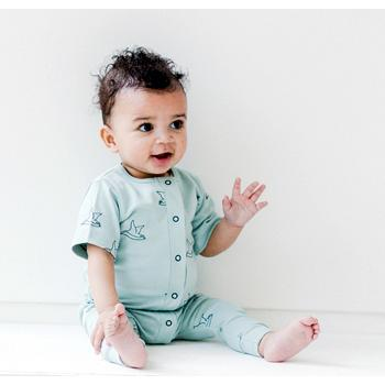 Kindermusthaves - Jumpsuit met vogelprint!