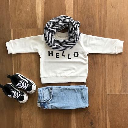 Kindermusthaves - HELLO!