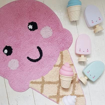 Kindermusthaves - Vloerkleed ijsje!