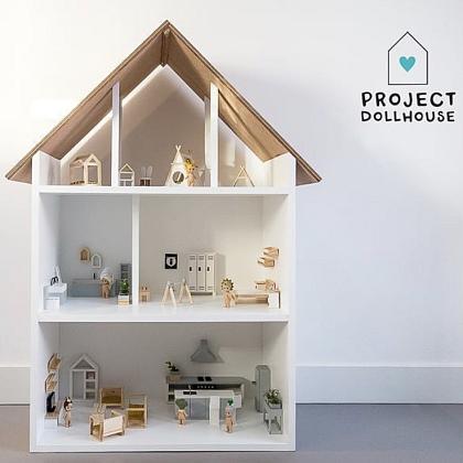 Kindermusthaves - Moderne poppenhuizen!