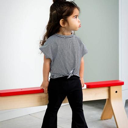 Kindermusthaves - Flared pants!