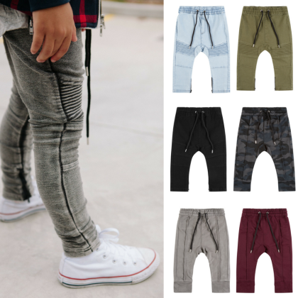Kindermusthaves - Joggers alert!
