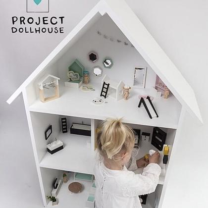 Kindermusthaves - Hét mooiste dollhouse!