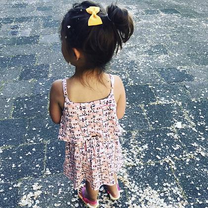 Kindermusthaves - Liefde voor dit jurkje!