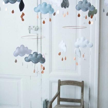 Kindermusthaves - Wolken mobieltjes!
