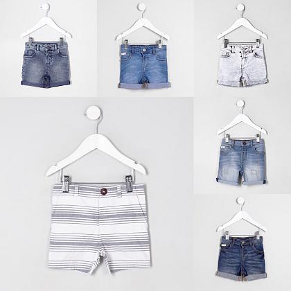 Kindermusthaves - Shorts met korting!