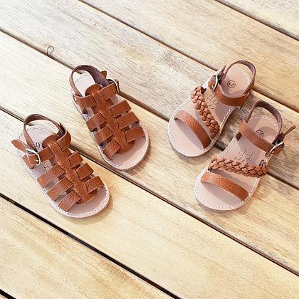 Kindermusthaves - Hippe sandalen!