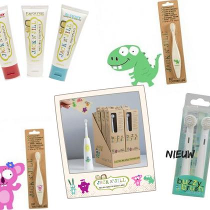 Kindermusthaves - Tandenpoetsen met kids!