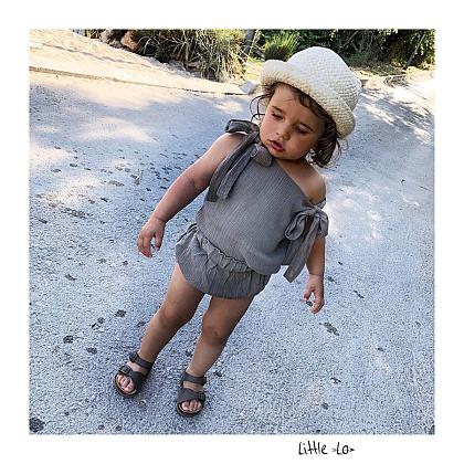 Kindermusthaves - Toffe beach look!