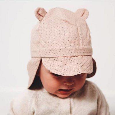 Kindermusthaves - Zonnehoedje met dots!