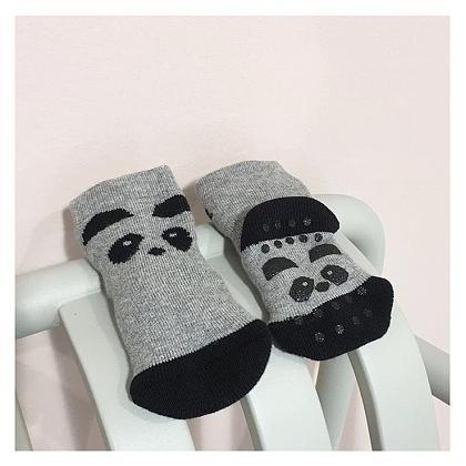 Kindermusthaves - Antislip sokjes panda!