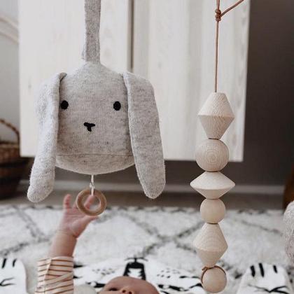 Kindermusthaves - Muziekmobieltje konijn!