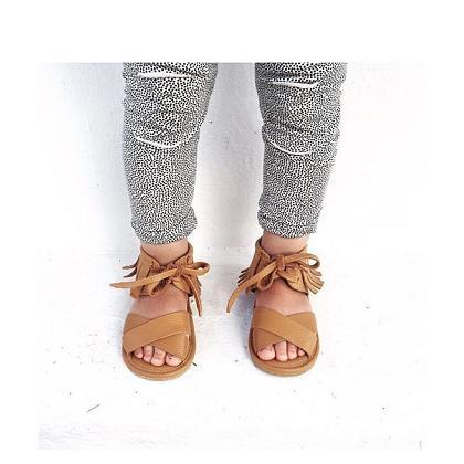 Kindermusthaves - Boho sandals!