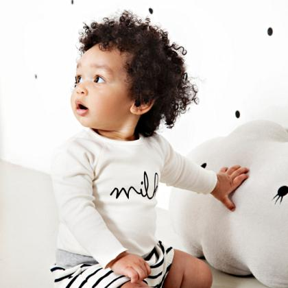 Kindermusthaves - MILK & stripes!