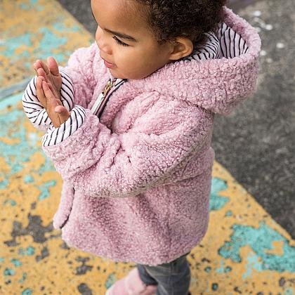 Kindermusthaves - TIP: fluffy winterjas!
