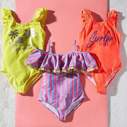Kindermusthaves - De leukste swimwear met korting!