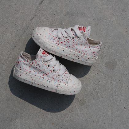 Kindermusthaves - Sneakers met spikkels!
