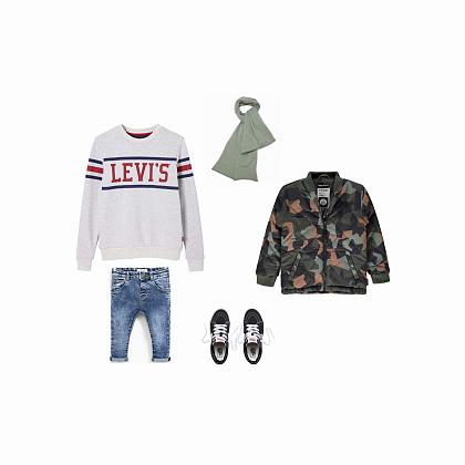 Kindermusthaves - Get the boys look!