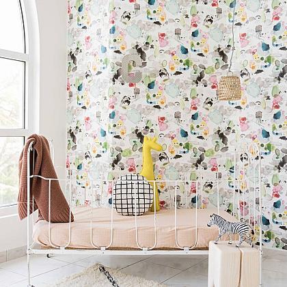 Kindermusthaves - Kleurrijk behang!