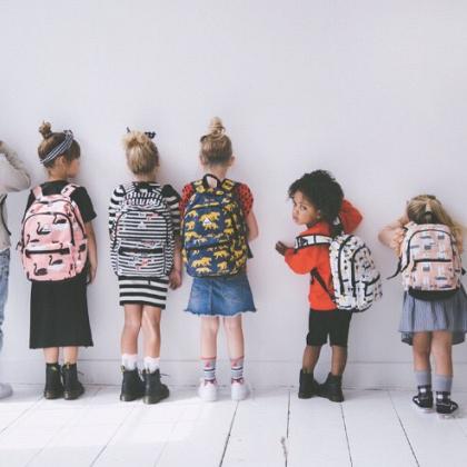 Kindermusthaves - Back to school met een toffe rugtas!
