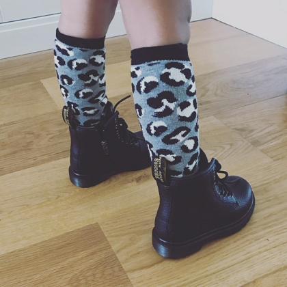 Kindermusthaves - Luipaard sokken!
