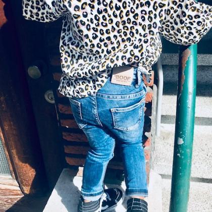Kindermusthaves - Back to school met een nieuwe, toffe jeans!