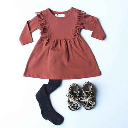 Kindermusthaves - Boho dress!